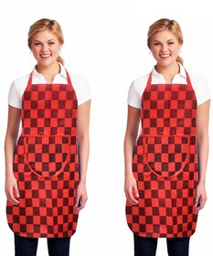 KD Sales Set of 2 Stylish Aprons