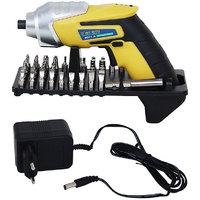Yking Cordless Screwdriver Kit-8001a With 54 Different Bits  Free Shipping