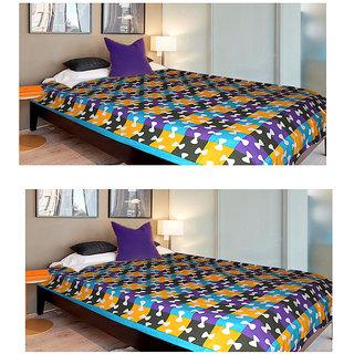 Set Of 2 Single Bedsheet - 4791458