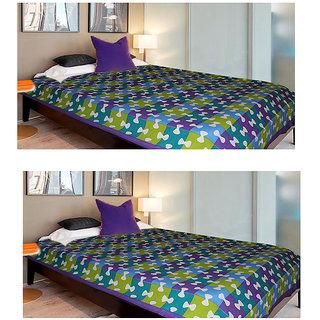 Set Of 2 Single Bedsheet - 4791464