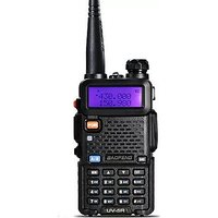 Walkie Talkie 1 Pc Original Baofeng UV5R Portable Walkie Talkie UV 5R Portable Comunicator Transmitter
