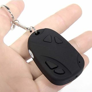 MINI SPY CAR KEY HIDDEN CAMERA  KeyChain Digital CAM Chain DV DVR WebCam Camcorder Video Recorder