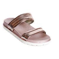 Meriggiare Women's Pink Flats - 111996999