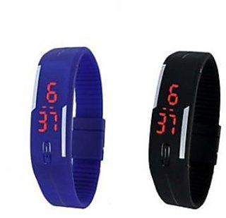 Rosra combo of two band watches