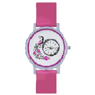 True Choice New brand Pink More Analog Watch For Girls Women ( PINK MORE ) 6 month warranty