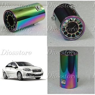 Online Car Exhaust Muffler Tip Pipe For Fiat Linea 1150 C Prices