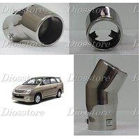 Car Exhaust Muffler Tip Pipe For Toyota Old Innova - 6851