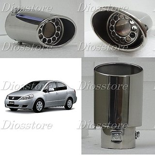 Car Exhaust Muffler Tip Pipe For Maruti Sx4 2860 Prices In India