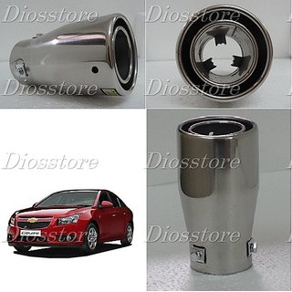 Car Exhaust Muffler Tip Pipe For Chevrolet Cruze 6720 In India