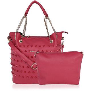 Kleio Designer Spacious Tote Handbag for Women/ Girls