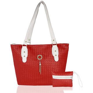 Kleio Classy Formal Tote Combo Handbag For Women