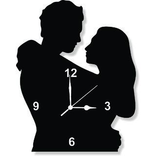 ENA DECOR WALL CLOCK CLOCK042 MDF WOODEN