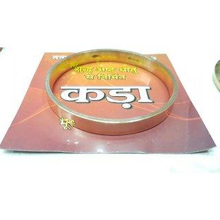 Pure Brass Kada for Men  Women with OM symbol