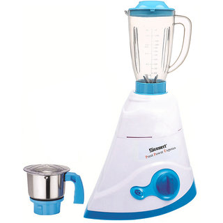 Sunmeet 750 Watts Mixer Juicer Grinder with 2 Jar (1 Juicer Jar without filter and 1 Chuntey Jar) Direct Factory Outlet Save On Retailer margin.