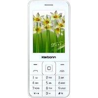 KARBONN KPhone 1 Dual SIM Feature Phone ( White Champag