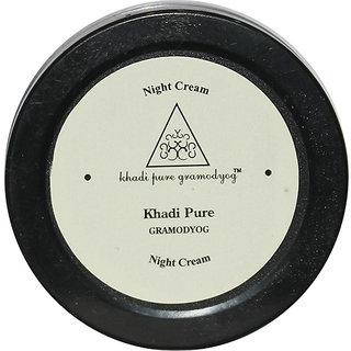 Khadi Pure Herbal Night Cream 50 g