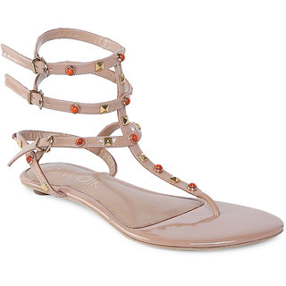 55516c71e Buy Catwalk Women s Beige Sandals Online - Get 70% Off