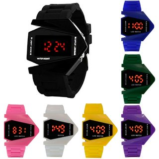 Robot Led Digital Watch 1 pcs