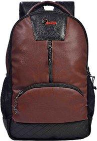 F Gear Yakuza Brown 27 liter Laptop Backpack