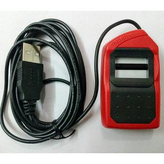 Finger Print Scanner Red  Black (MORPHO MSO-1300 E2)