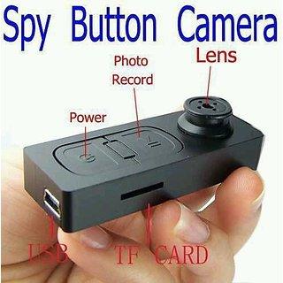 Spy Cam Button Camera Dvr With Vibratation