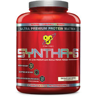 Bsn Syntha-6 Protein Powder - Chocolate Cake Butter 5.0