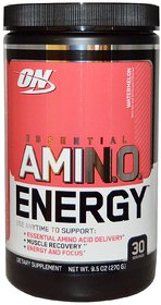 Optimum Nutrition (ON) Amino Energy - 65 Servings (Watermelon)