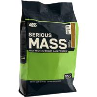 Optimum Nutrition (ON) Serious Mass - 12 Lbs (Chocolate