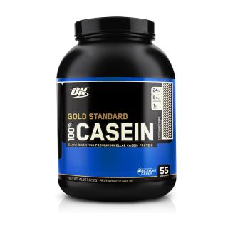 Optimum Nutrition 100 Casein Protein - 4 Lbs (Cookies And Cream)