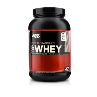 Optimum Nutrition (ON) Whey Gold Standard - 2 Lbs (Cookies & Cream)
