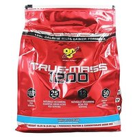 BSN True Mass 1200 - 10.25 Lb (Strawberry Milkshake)