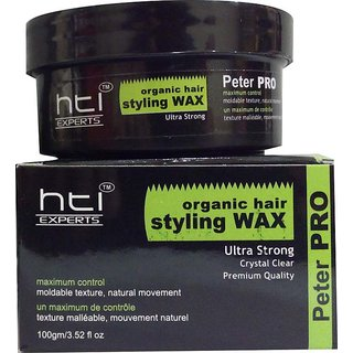 Hair Styling Wax ( ULTRA STRONG ORGANIC ) By Dr. Thapar