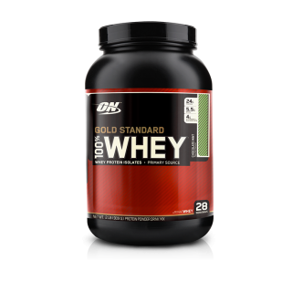 Optimum Nutrition 100 Whey Gold Standard - 2 Lbs (Chocolate Mint)