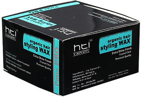 Hair Styling Wax Organic - Extra Shine Finish By Dr. Thapar