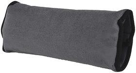 Futaba Travel Car Cushion Pillow For Kids - Grey