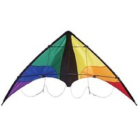 In The Breeze Colorwave 48 Inch Stunt Kite - Dual Line