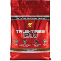 BSN True Mass 1200 - 10.38 Lb (Chocolate Milkshake) - 118907428
