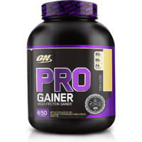 Optimum Nutrition (ON) Pro Gainer - 5.09 Lbs (Vanilla C