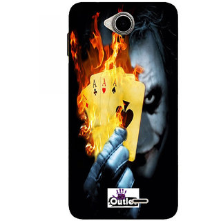 HIGH QUALITY PRINTED BACK CASE COVER FOR MICROMAX CANVAS JUICE4 Q382  DESIGN ALPHA12