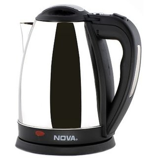 Nova NKT-2726 Electric Kettle (1.5 L, Black)