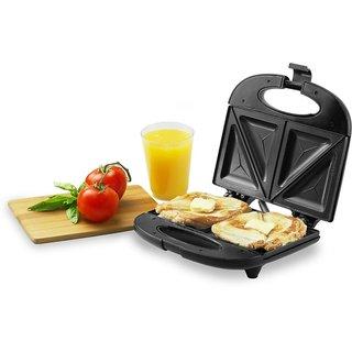 Nova 2 Slice Snack Magic NSM 2409/00 Sandwich Maker Grill Toast (Black)