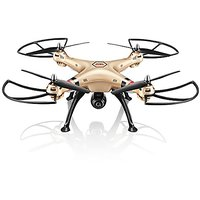Syma X8HC With 2MP HD Camera 4CH 6Axis Fixed High Hover Headless RTF RC Quadrocopter Drone