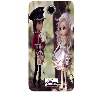 HIGH QUALITY PRINTED BACK CASE COVER FOR MICROMAX CANVAS JUICE4 Q382  DESIGN ALPHA9