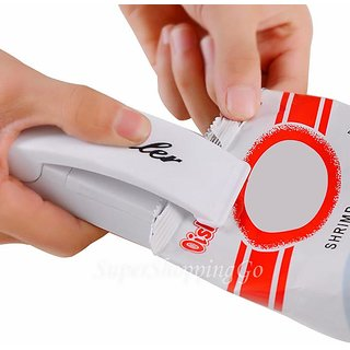 Kudos Mini Instant Heat Sealer for Small Packaging  Kitchen Food Storage Plastic Bags