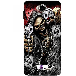 HIGH QUALITY PRINTED BACK CASE COVER FOR MICROMAX CANVAS JUICE4 Q382  DESIGN ALPHA10