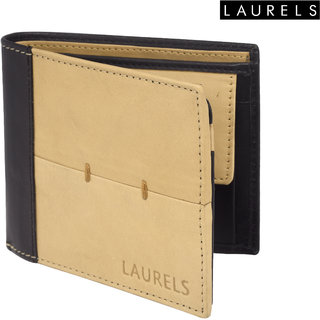 Laurels Bloke Tan Color MenS Wallet (Lw-Blk-0902)