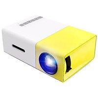 Amuoc  LCD Portable Projector  Mini Projector For Video
