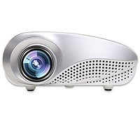 ByBike LED HD 1080P Multimedia Mini Projector Home Thea