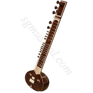 SG Musical Munda Sitar Gandhar Pancham Tun Wood