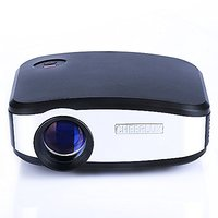 Prosshop LED Projector Mini Portable Multimedia 1200 Lu